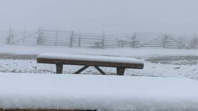 Photo of Snijeg u BiH na kraju svibnja
