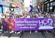 Photo of Hod za život održati će se u subotu 29. svibnja u dva hrvatska grada