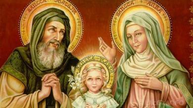 Photo of Sveti Joakim i Ana – roditelji Blažene Djevice Marije