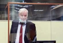 Photo of Ratku Mladiću potvrđena kazna doživotnog zatvora