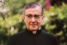 Photo of Sv. Josemaría Escrivá: Bog ljubi vesela darivatelja