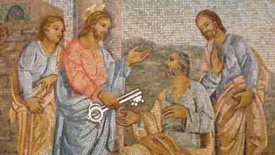 Photo of LITURGIJA DANA-Ti si Petar-Stijena! Tebi ću dati ključeve kraljevstva nebeskoga