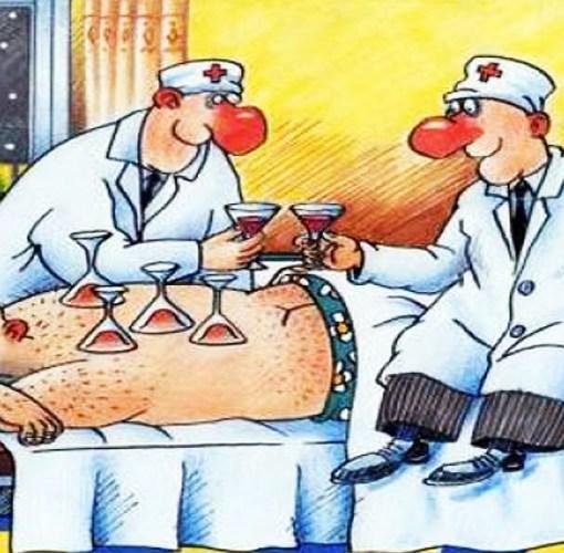 Поздравления с Новым годом для медиков