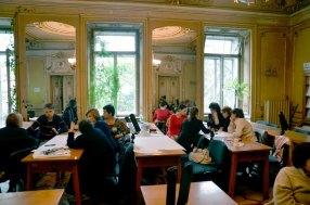 VІ Львівський бібліотечний форум у Науковій бібліотеці