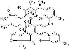 XIFAXAN (Dispensing Solutions, Inc.): FDA Package Insert