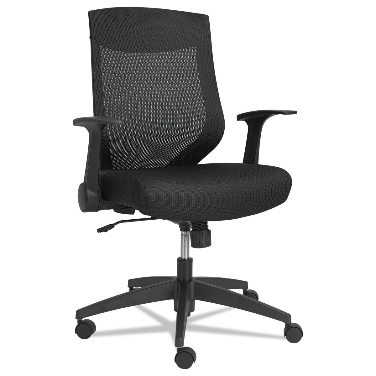 Alera Office Chairs Swivel Leather Office Chairs By Alera Medline Industries Inc