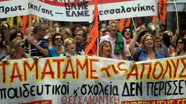 Greek Doctors Extend Strike to December 13