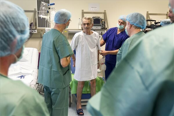 HUGE HUNGARIAN SUCCESS: FIRST LUNG TRANSPLANT CARRIED OUT IN BUDAPEST