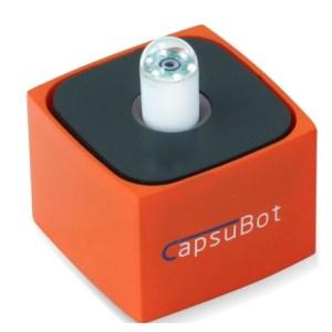 Capsuboot suporte