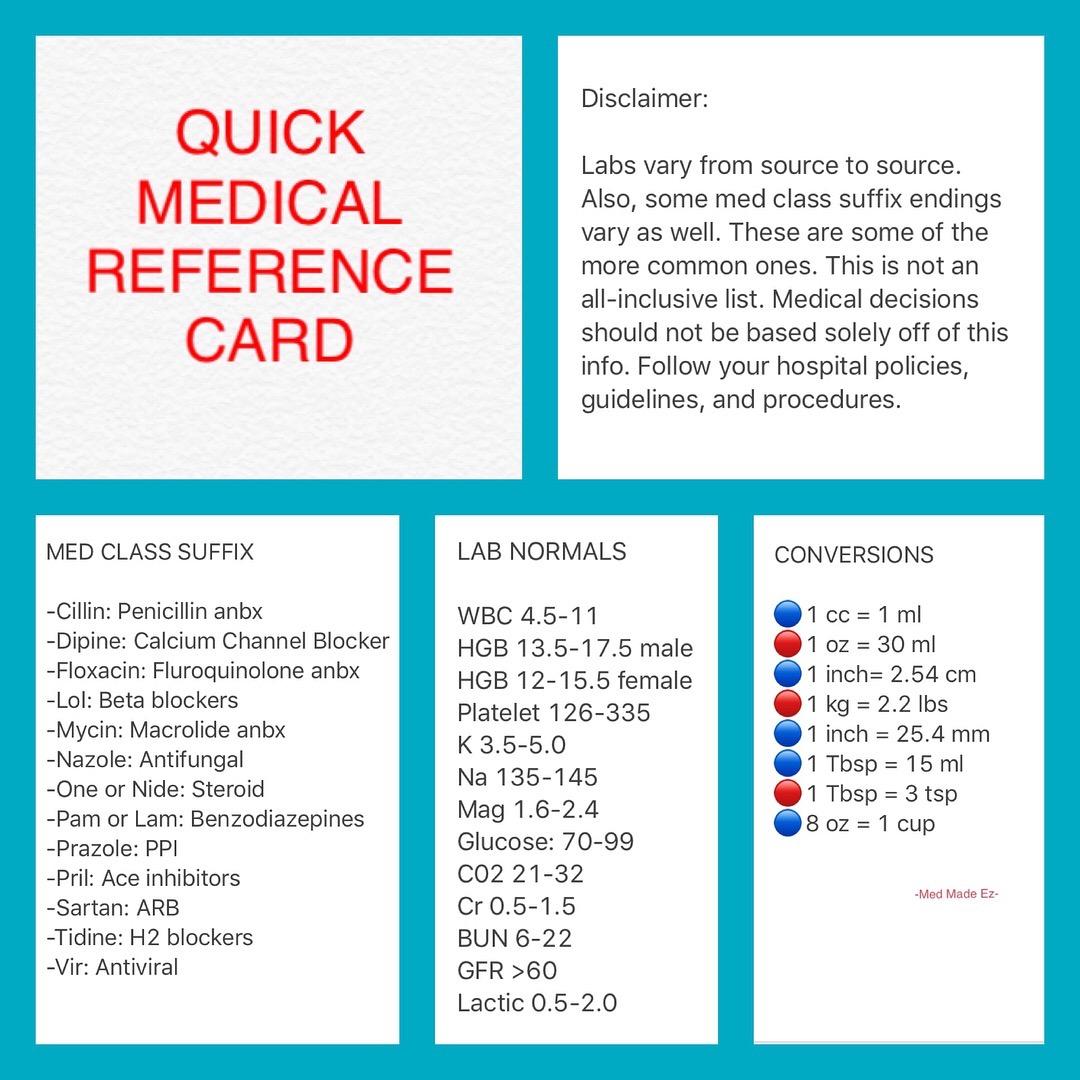 Mini Nursing Kit & Necklace