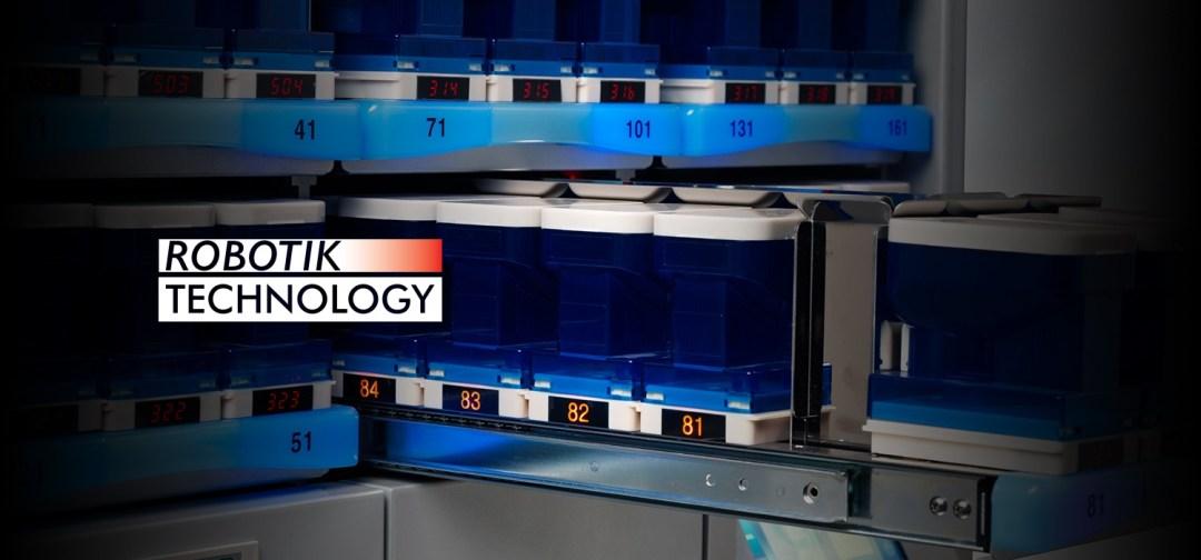 Robotik Technology UK The key benefits of pharmacy automation