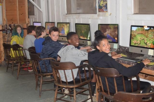 Computer arts class