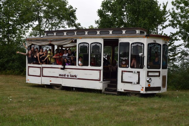 Medolark trolley