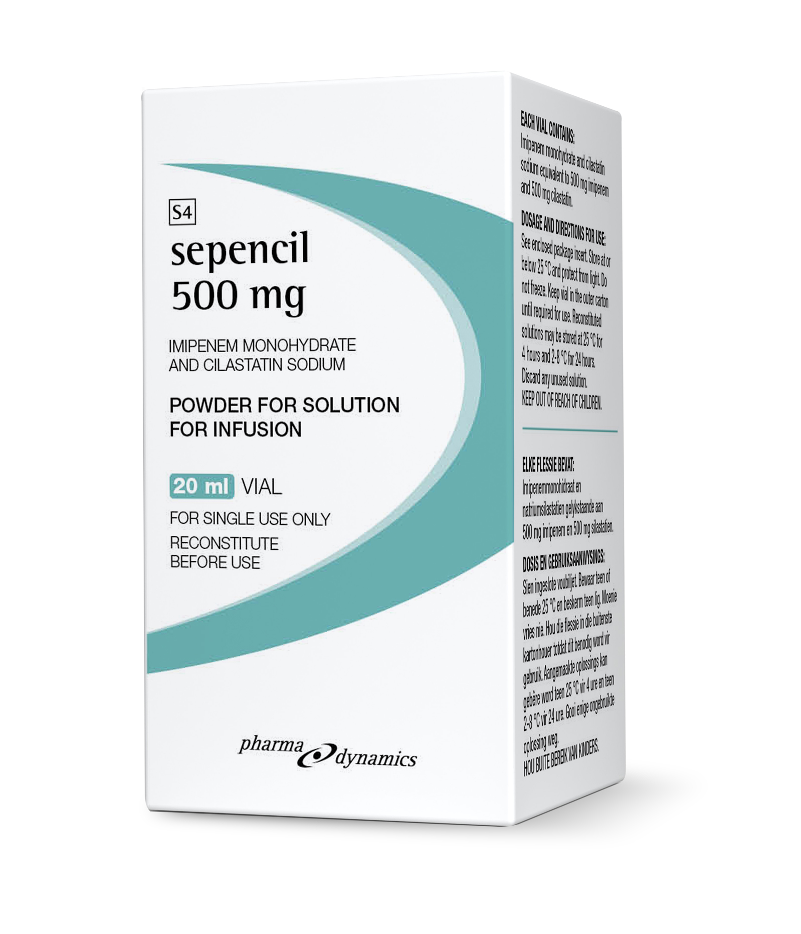 New affordable broad-spectrum IV antibiotic launched to ...