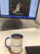 Richard's mug!