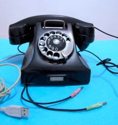 it was fun hacking a rotary phone and i hope you will find this diy tutorial of how to hack one useful don t worry if you are not that good with  [ 1405 x 1080 Pixel ]