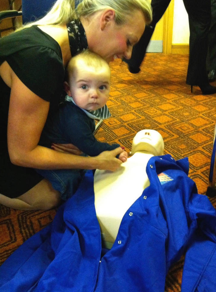 First Aid for families