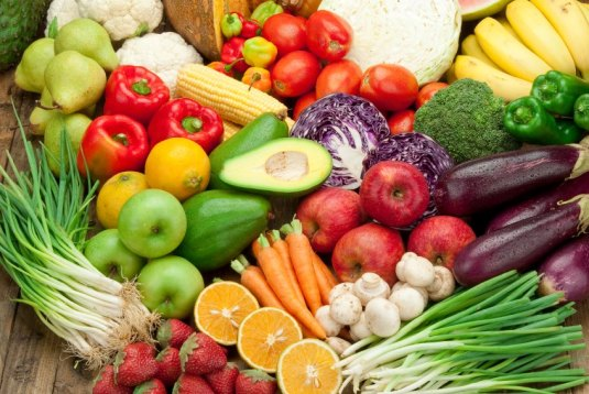 The List Of Fruits And Vegetables High In Fiber  Med