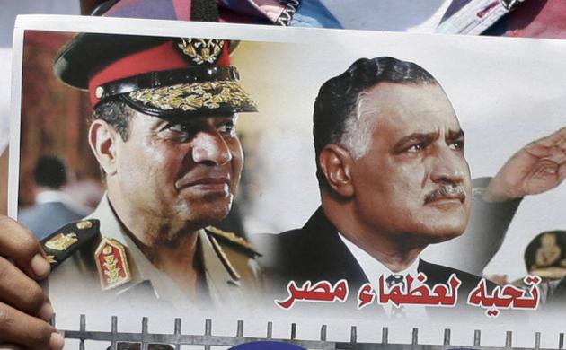Egyptens arme anholl bloggare