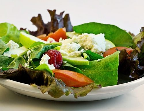 5 Amazing Salad Tricks To Help You Lose Weight
