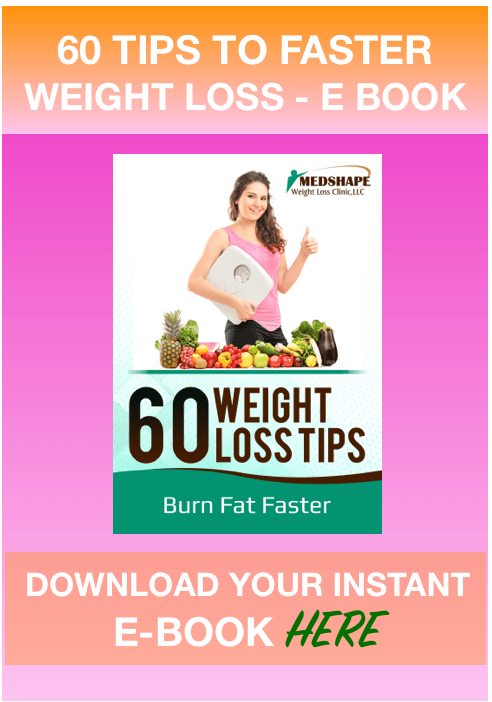 60 weight loss tips by medshape