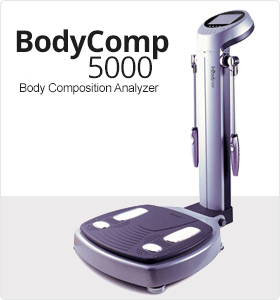 Learn more than just your BMI with the BodyComp 5000