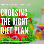 A Right Diet Plan Will Help You Get To Your Goal Weight Fast