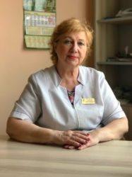 Кучеренко Ирина Ивановна