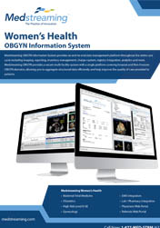 Medstreaming Women