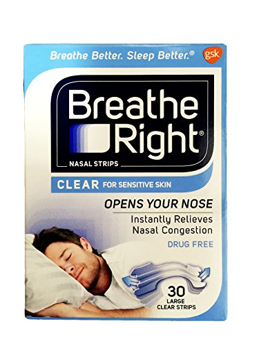 120-Strips-Breathe-Right-Nasal-Strips-Clear-Large-For-Sensitive-Skin-0