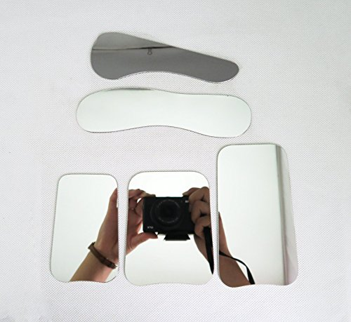 5pcs-Oral-Photographic-Reflector-Dental-Clinic-Stainless-Steel-Orthodontic-Mirror-Single-Side-Kit-0