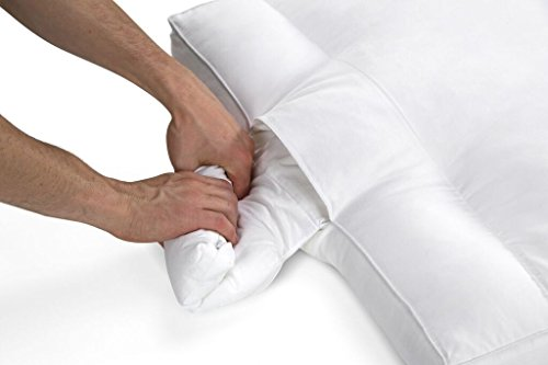Adjustable-Neck-Support-ANS-Cervical-Bed-Pillow-Unique-Shredded-Gel-Memory-Foam-Cluster-Fiber-Blend-with-COOL-MAX-pillow-USA-made-0-1