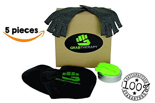 Arthritis-Relief-Compression-Gloves-Hot-Therapy-Cold-Therapy-Mitts-Therapy-Putty-for-Fibromyalgia-and-Hand-Pain-0