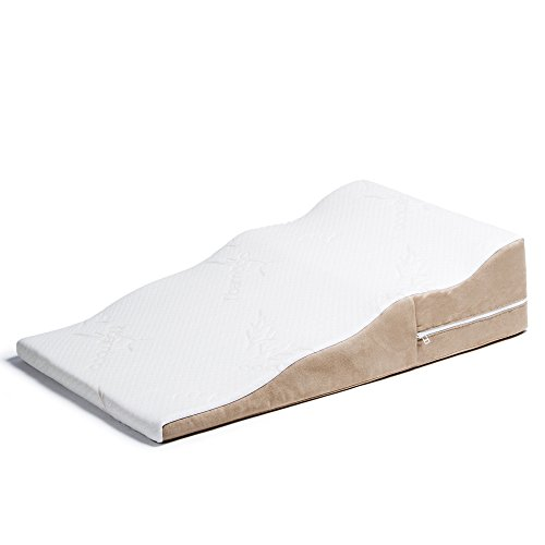 Avana-Contoured-Bed-Wedge-Support-Pillow-with-Bamboo-Cover-for-Side-Sleepers-0-0
