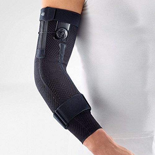Bauerfeind-Sports-Elbow-Brace-EpiTrain-PowerGuard-Elbow-Support-0