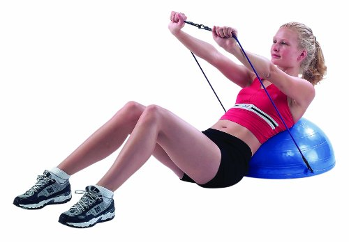 CanDo-30-1902-Core-Training-Vestibular-Dome-21-with-Resistance-Cords-0