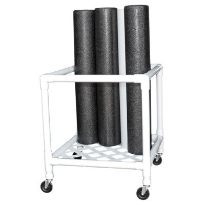 CanDo-30-2181-Foam-Roller-Accessory-Upright-Storage-Rack-24-Width-x-34-Diameter-x-30-Height-0