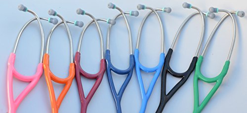 Cardiology-Quality-Dual-Head-with-BELL-Steel-Stethoscope-by-Kila-Labs-0