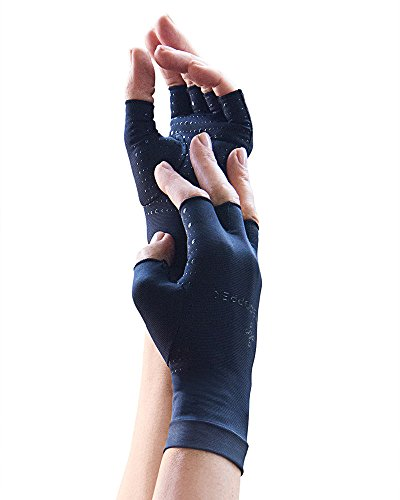 Copper-Compression-Gloves-for-Arthritis-Black-Size-Small-0