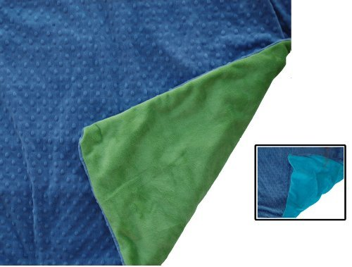 Creature-Commforts-TM-Weighted-Sensory-Blanket-Large-12-lbs-0