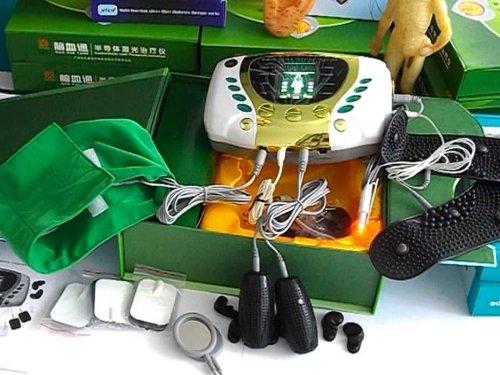 Diabetic-Foot-Ulcer-Treatment-Medicomat-5A-Diabetic-Management-Symptoms-Care-Nephropathy-Acupuncture-Massage-Conductive-Gloves-Socks-0-0