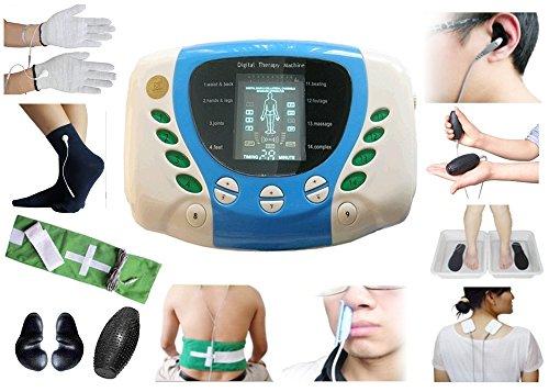 Diabetic-Foot-Ulcer-Treatment-Medicomat-5A-Diabetic-Management-Symptoms-Care-Nephropathy-Acupuncture-Massage-Conductive-Gloves-Socks-0