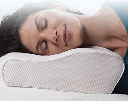 Dr-Bobs-Contour-PLUS-Memory-Foam-Bed-Pillow-0