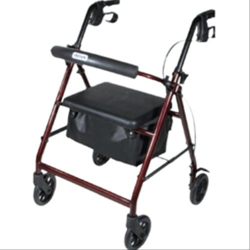 Drive-Medical-Aluminum-Rollator-Walker-Fold-Up-and-Removable-Back-Support-Padded-Seat-Wheels-6-Inch-0