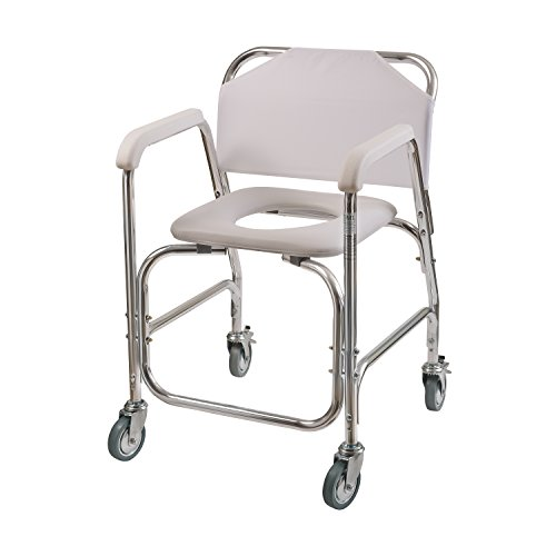 Duro-Med-Shower-Transport-Chair-White-0-1