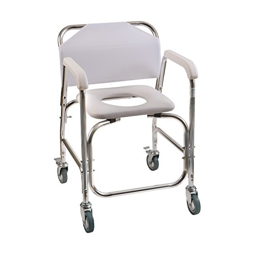 Duro-Med-Shower-Transport-Chair-White-0