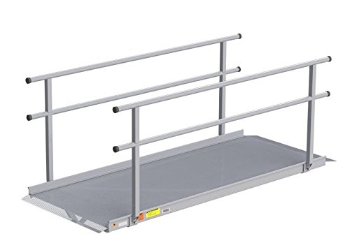 EZ-ACCESS-Gateway-4-Feet-Ramp-with-handrails-54-Pounds-0