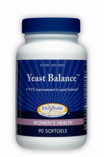 Enzymatic-Therapy-Yeast-BalanceTM-90-softgels-Multi-Pack-0-0