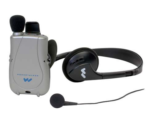 FREE-Year-Supply-of-Batteries-Williams-Sound-PockeTalker-Ultra-DUO-Sound-Amplifier-with-Headphone-Earbud-0-0