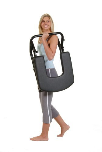 Health-Mark-IVO18110-Yogacise-2-In-1-Yoga-and-Exercise-Bench-0-0